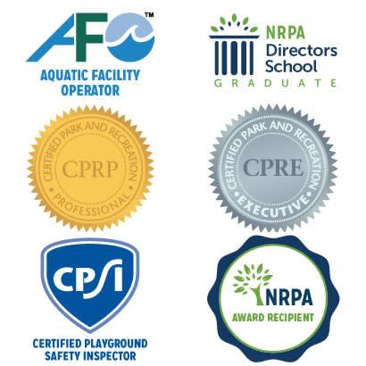 nrpa badges 410