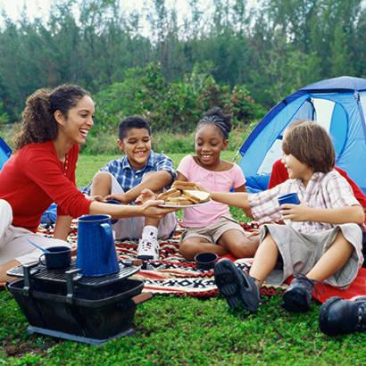 outdoor recreational activities