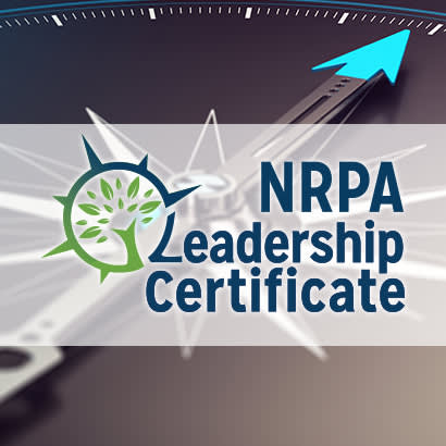 NRPA Leadership Certificate Program | National Recreation and Park ...