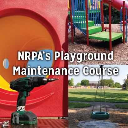 Playground Maintenance Course