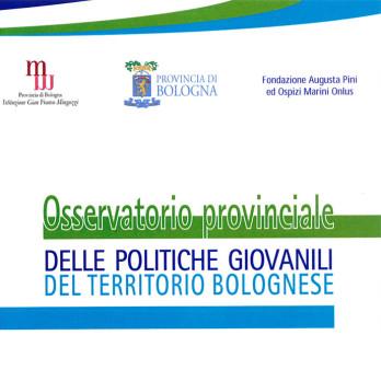 Osservatorio Provinciale delle Politiche Giovanili nel territorio bolognese