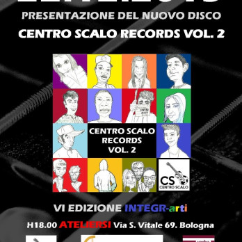 PRESENTAZIONE DEL DISCO CENTRO SCALO RECORDS VOL. 2