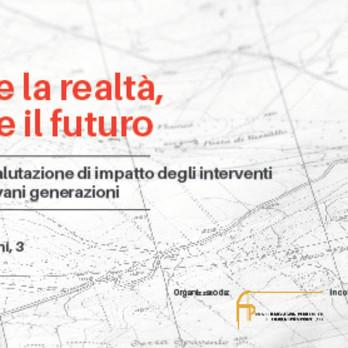 Misurare la realtà, decidere il futuro         Confronto sulla valutazione di impatto degli interventi a favore delle giovani generazioni