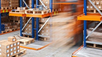 The function of company logistics