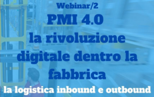 Webinar sulla Logistica 4.0 in fabbrica