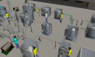 Progettazione di scenari logistici con il supporto dei simulatori