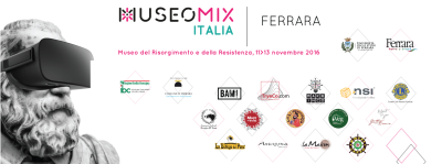 NSI sponsor tecnico di Museomix Italia.