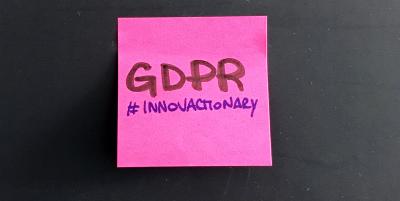 Innovactionary, il glossario dell'innovazione: GDPR