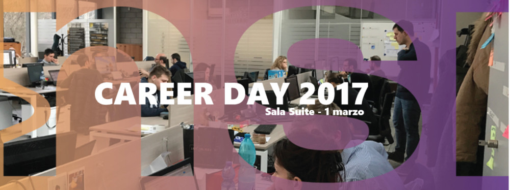 Career Day 2017, a caccia di talenti
