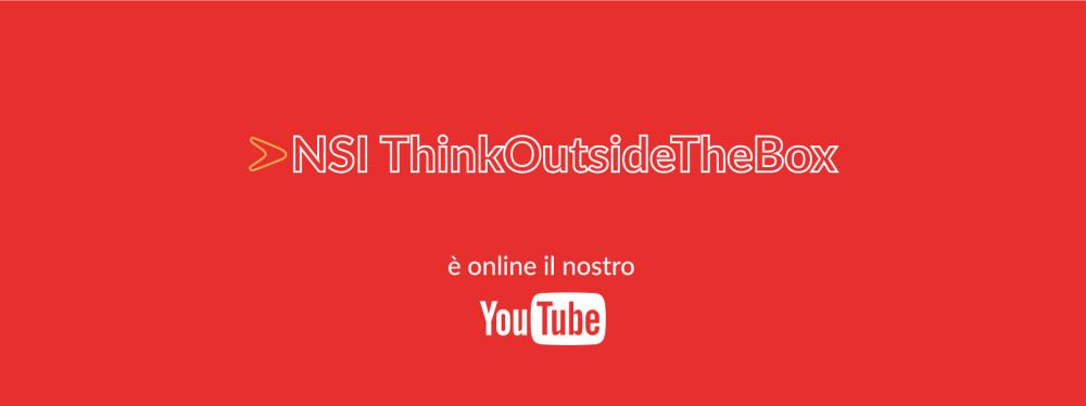 NSI lancia il canale YouTube dedicato ai clienti.