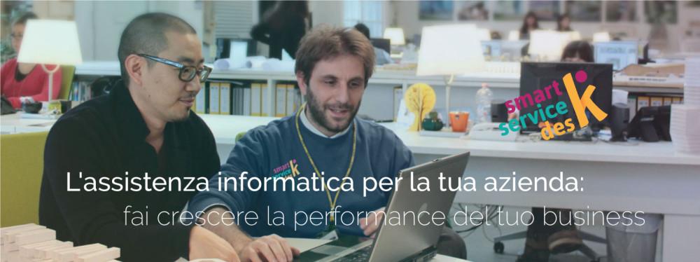 Smart Service Desk, il nuovo servizio di assistenza informatica per le imprese.