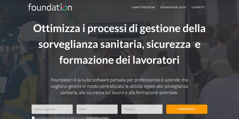 Foundation Suite: nuovo sito, nuovo look
