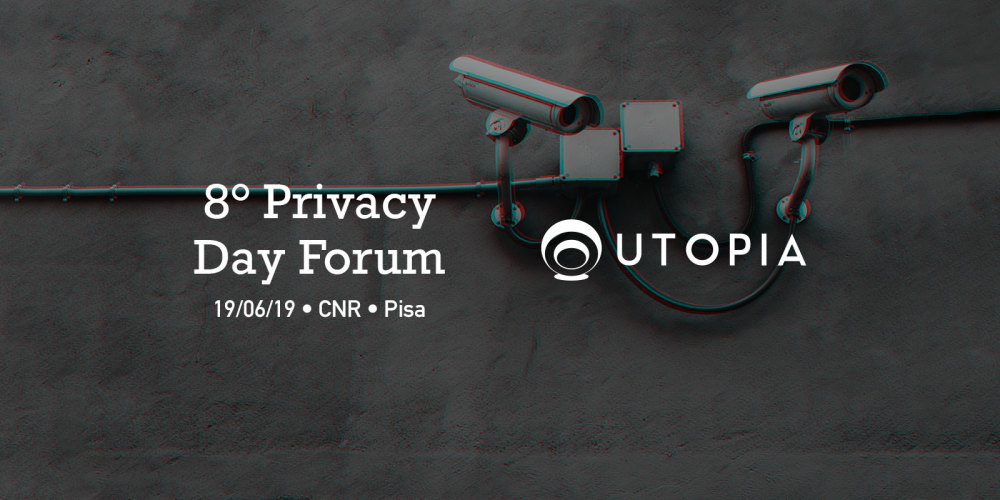 Privacy Day Forum 2019 with UTOPIA