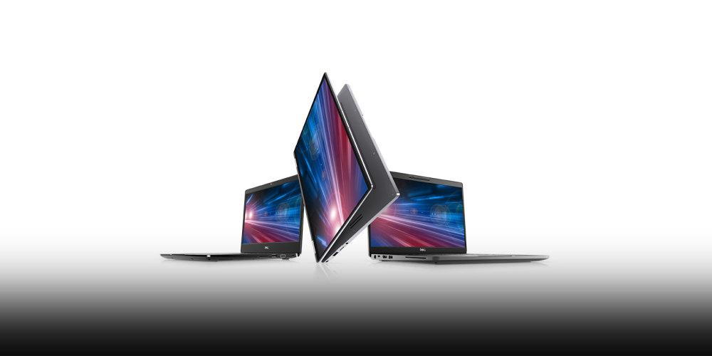 Sono arrivati i nuovi notebook DELL EMC per il business