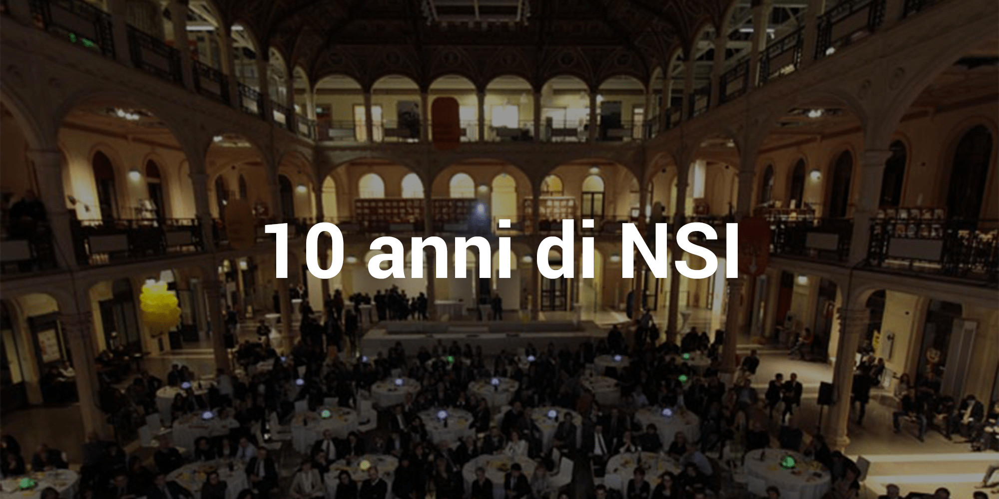 10 YEARS OF NSI
