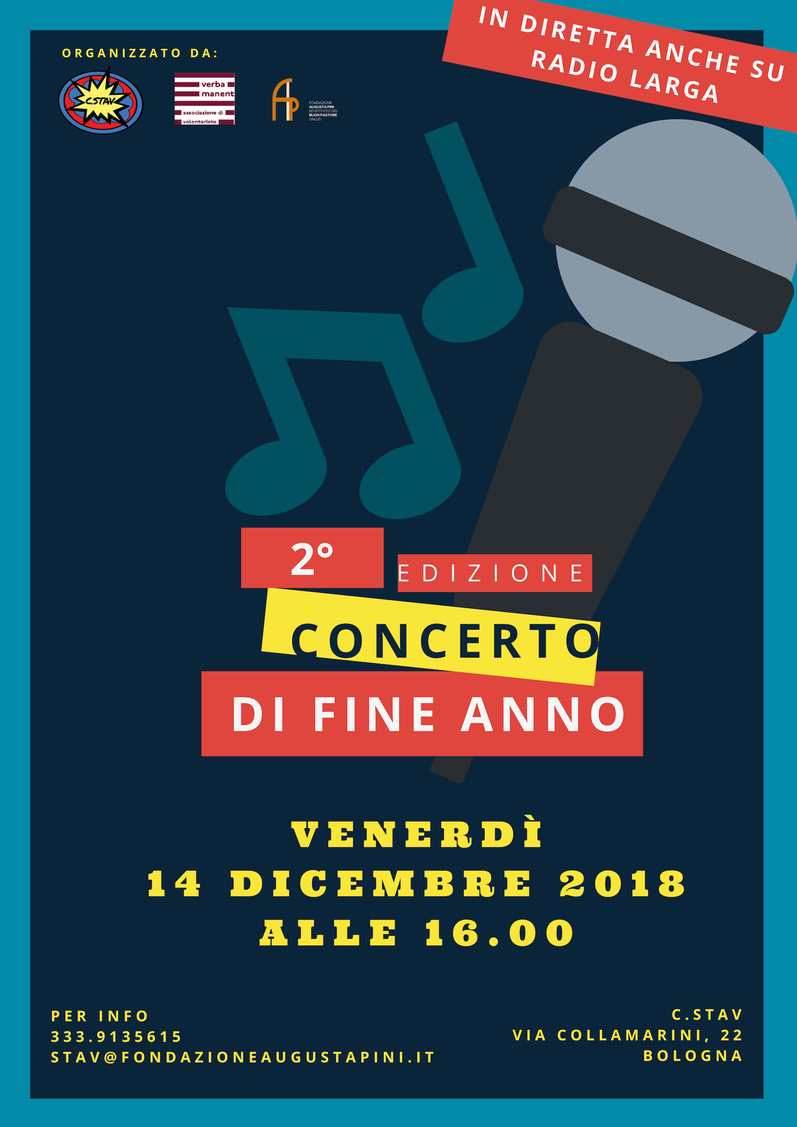 Concerto di fine 2018!