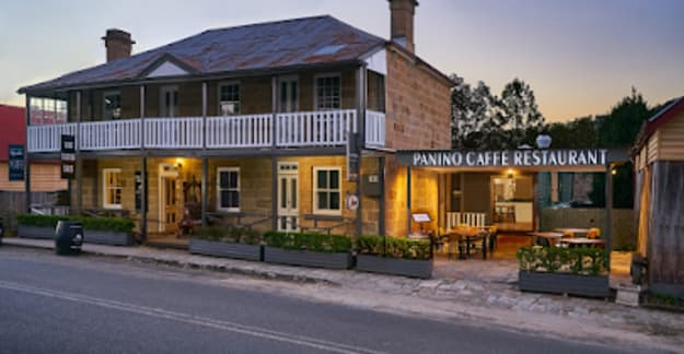 Pianino's Cafe Wollombi