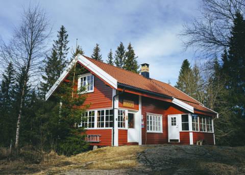 Dnt Hytter Oslomarka