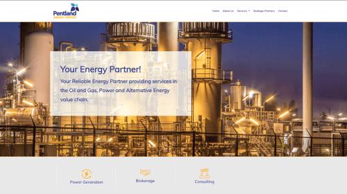 Pentland Energy Screenshot