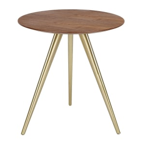 airfoil accent table