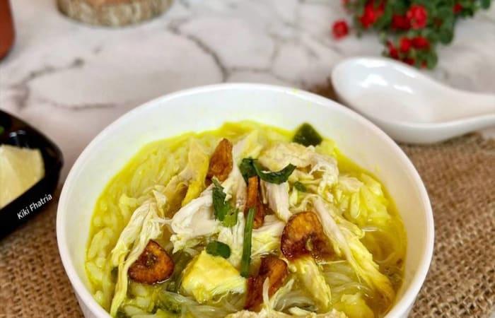 Resep Soto Kudus Ayam Favorit Bunda