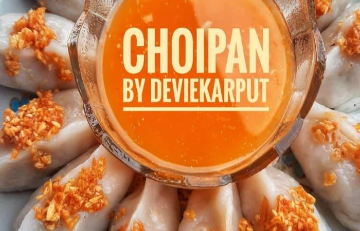 Resep Choipan  Chaikue Pontianak Rasanya Maknyus