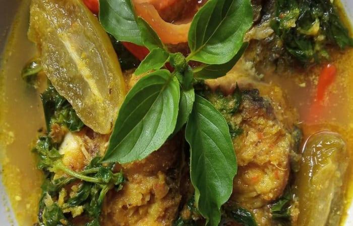 Resep Ikan Kuah Kuning Khas Maluku Dengan Bahan Sederhana