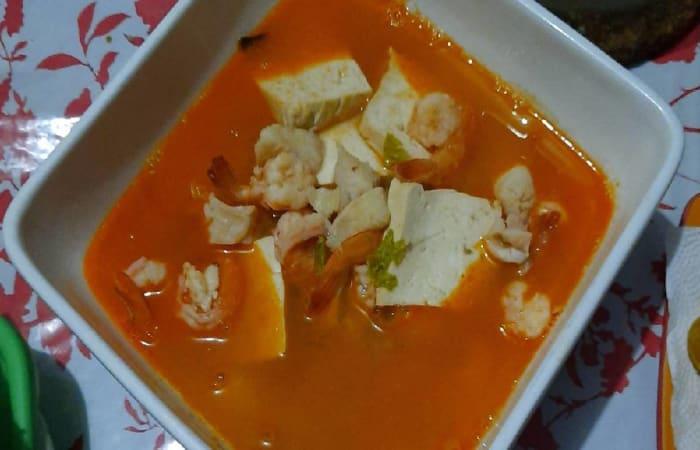 Resep Tomyam Seafood Rasanya Maknyus