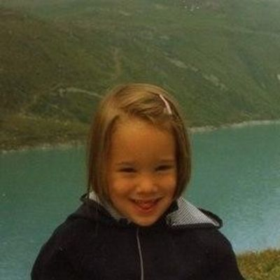 Mathilde enfant