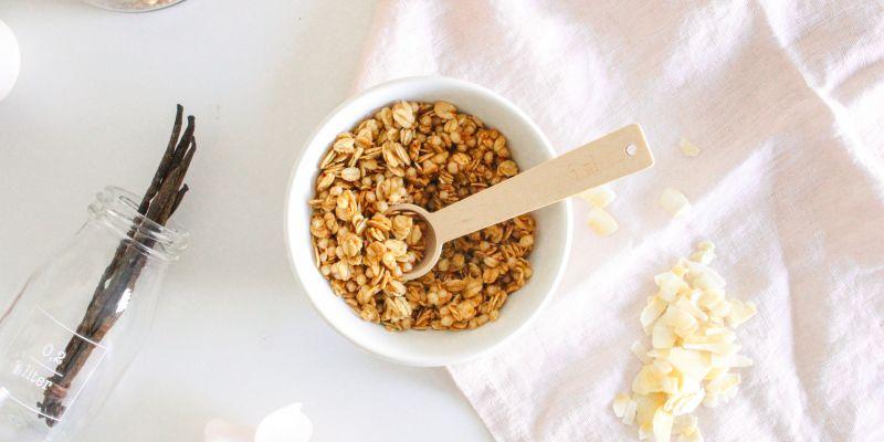 Céréales complètes - Sucre de fleur de coco