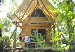 Huttopia maison
