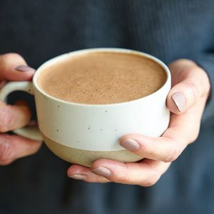 Tasse Morning latte Cacao & Maca