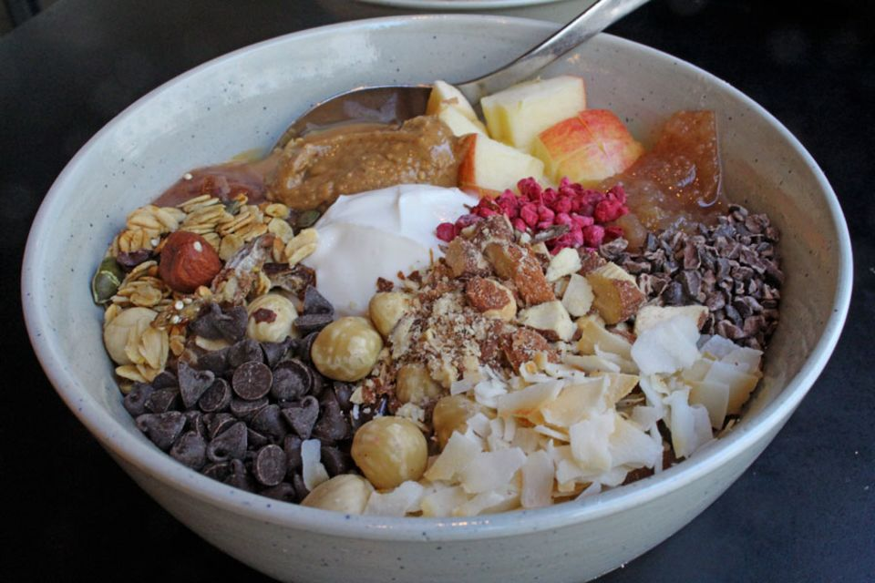 week-end Copenhague porridge Grod