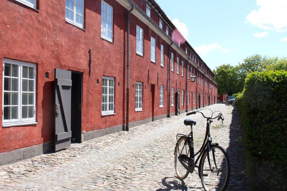 week-end Copenhague Kastellet