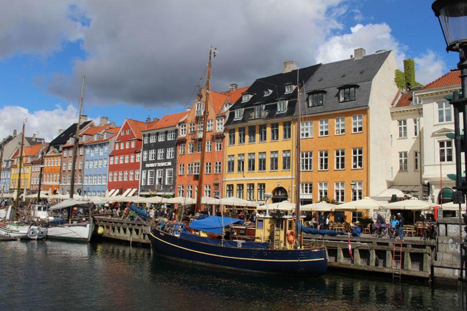 week-end Copenhague NYHAVN