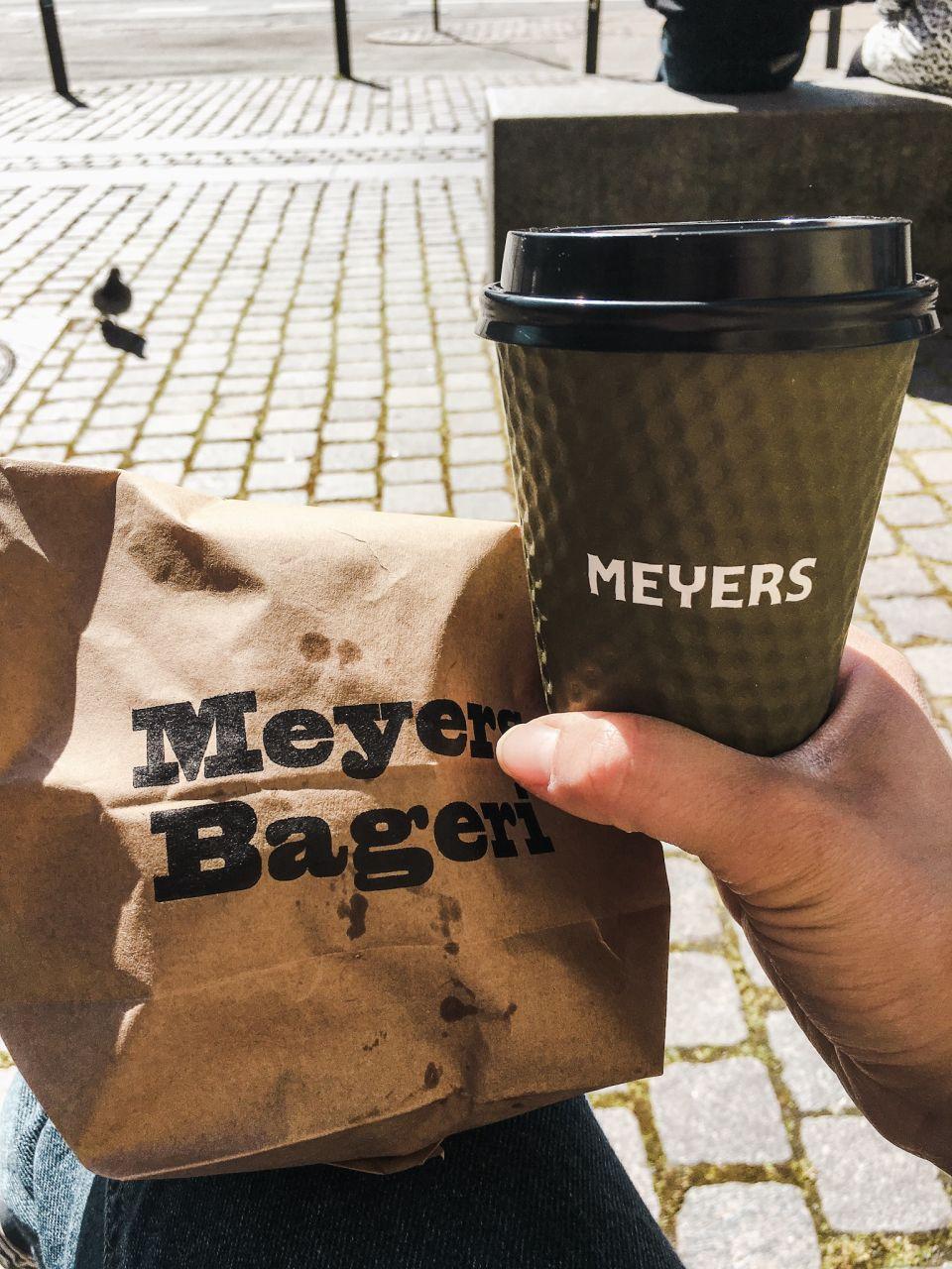 week-end Copenhague Meyers Bageri