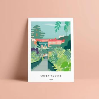 Carte postale Pramax