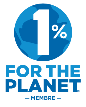 Logo 1% for the Planet France