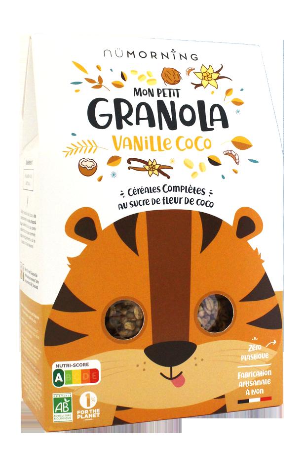 Mon Petit Granola Vanille-coco