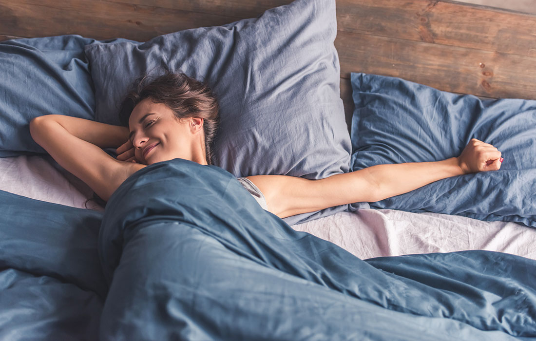 Improve your Results through Better Sleep