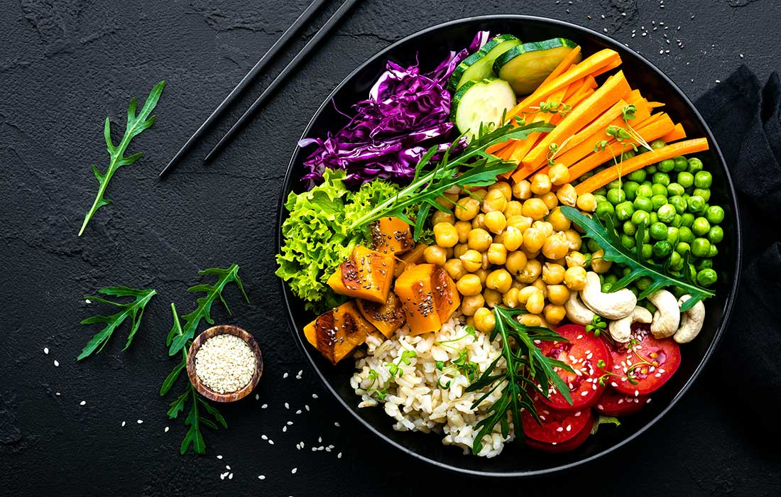 Getting Enough Protein in A Plant-Based Diet