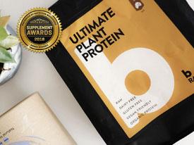 No-Bake Choc PB Protein Slice