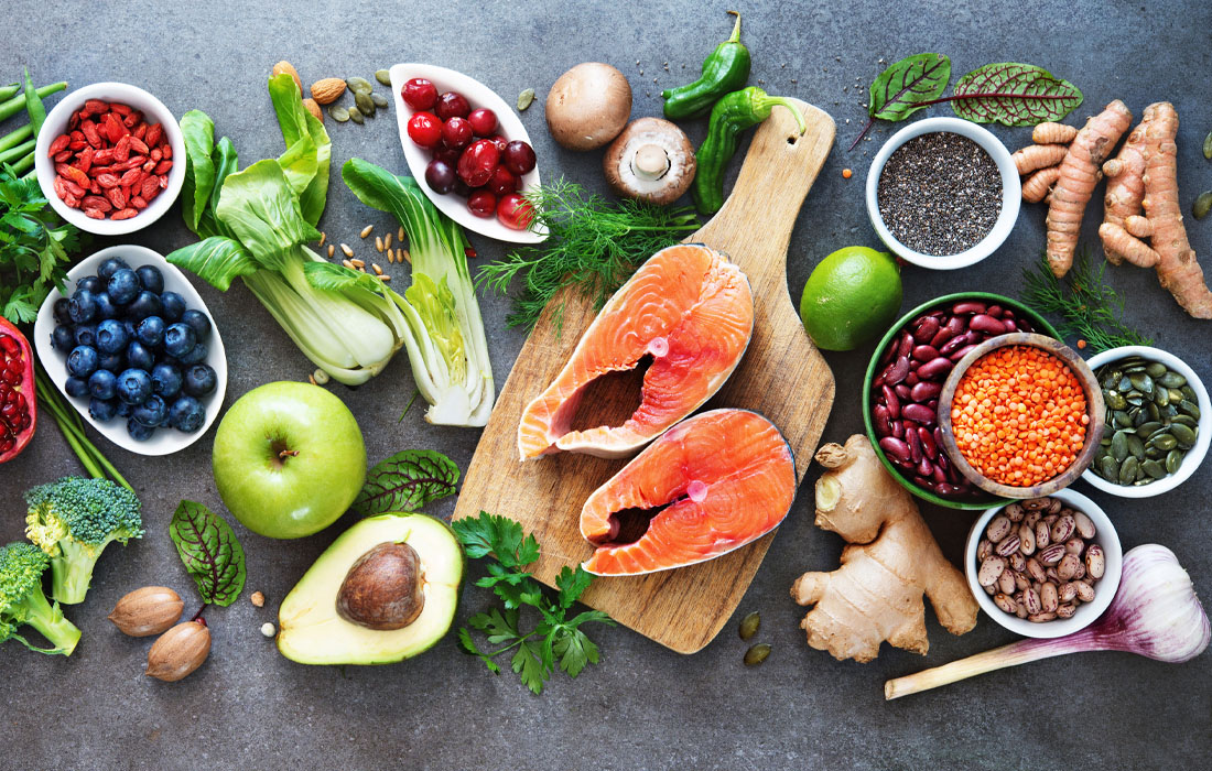 The Power of Antioxidant Foods