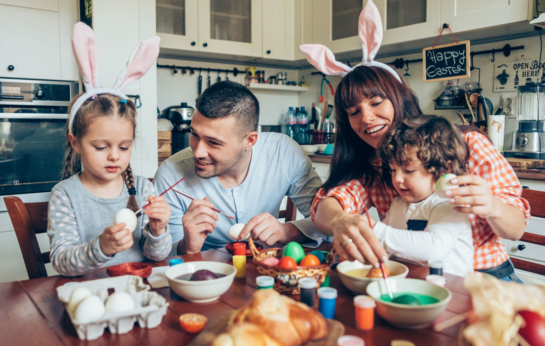 Staying Healthy Through Easter