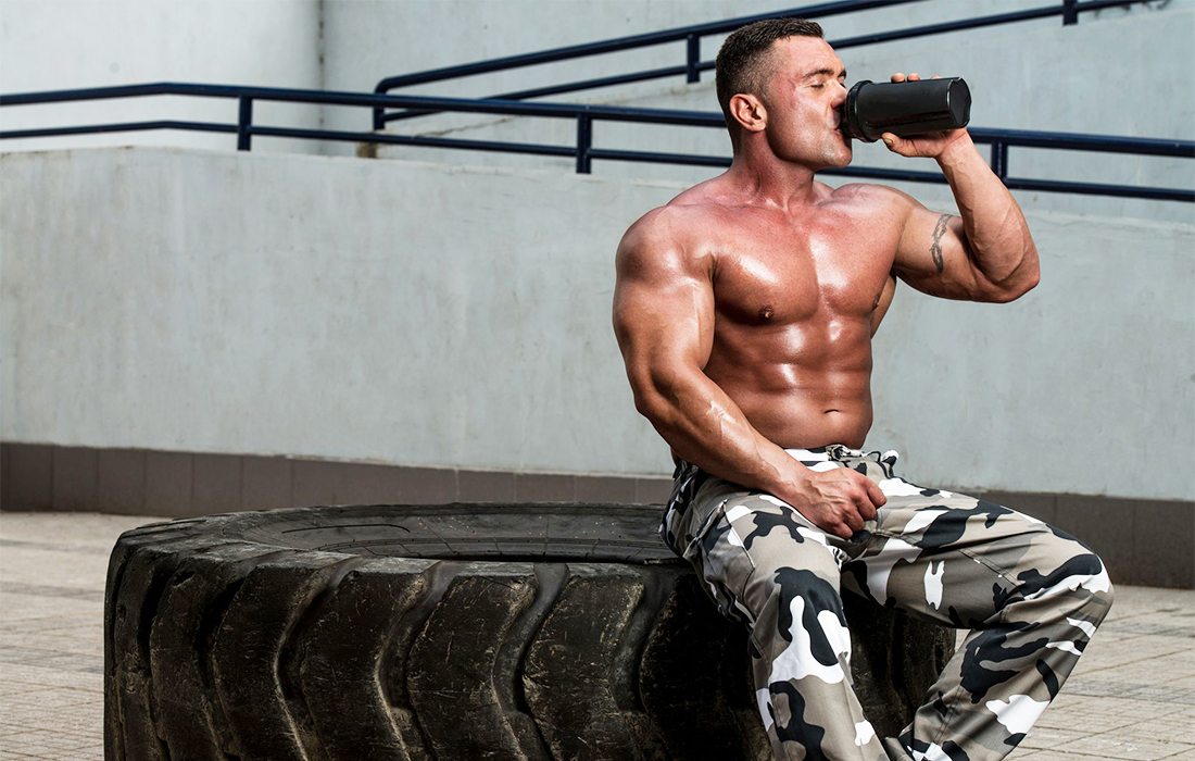 The Best Protein Powders For Gaining Size