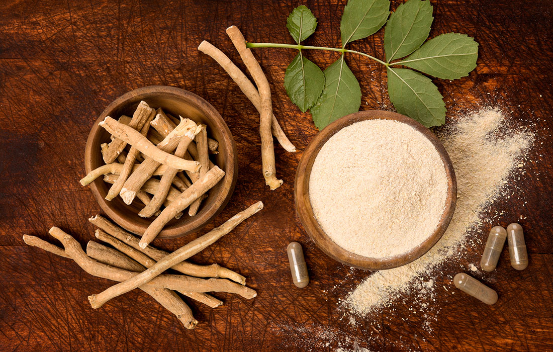 Get Your Energy Back with Ashwagandha
