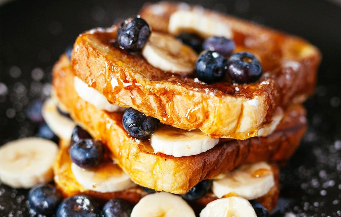 Anabolic French Toast