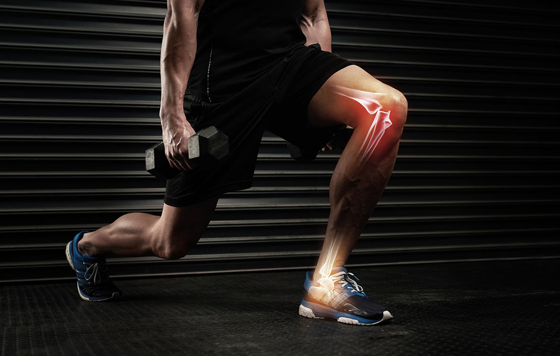 Knee Pain with Squats and Lunges? Read This