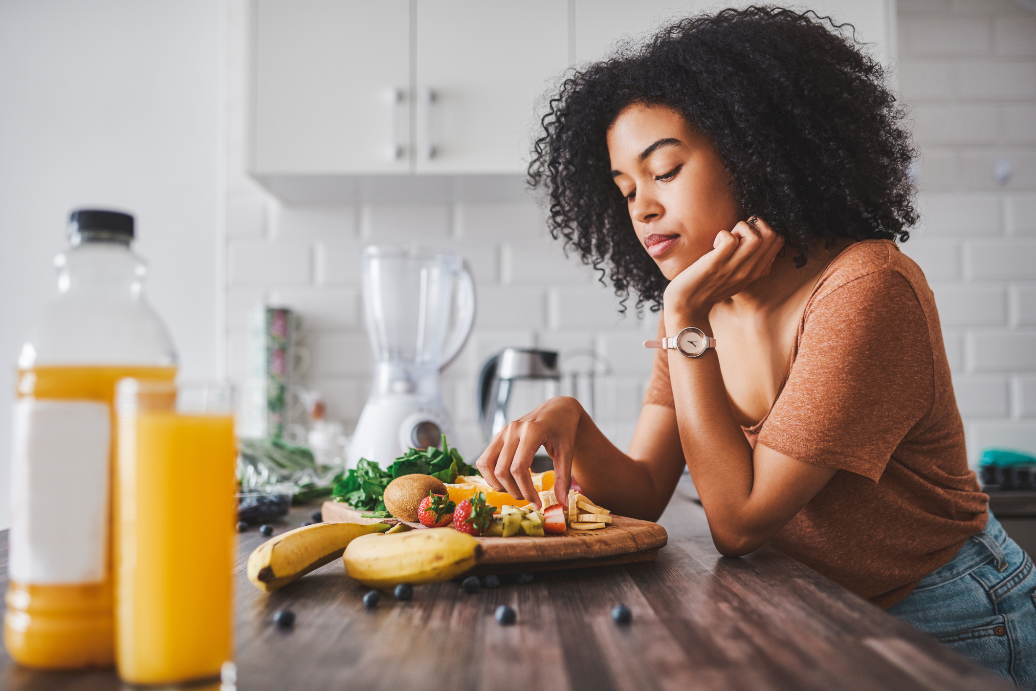 Why You're Not Losing Weight On Your Plant-Based Diet