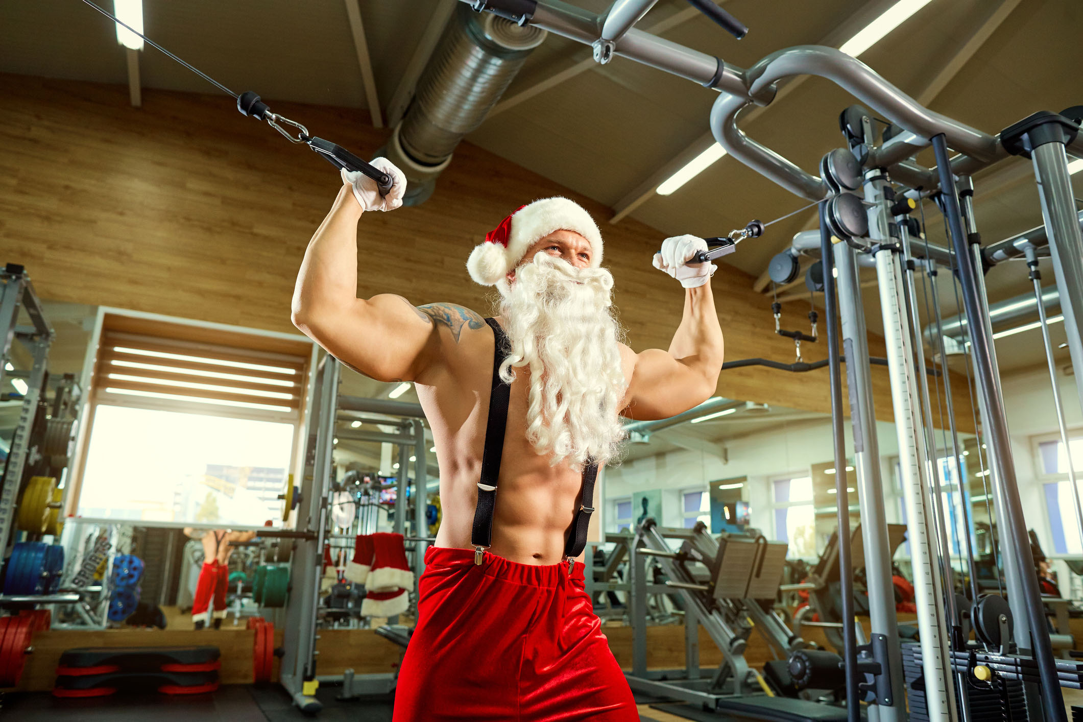 Tips to Sleigh Your Fitness This Christmas